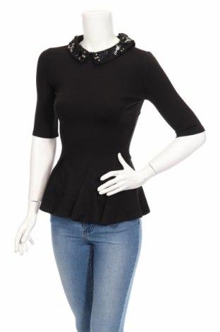 Дамска блуза Max&Co., Размер XS, Цвят Черен, Цена 101,40лв.