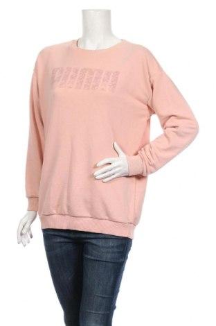 Bluzka damska PUMA, Rozmiar M, Kolor Różowy, 68% bawełna, 32% poliester, Cena 114,00zł