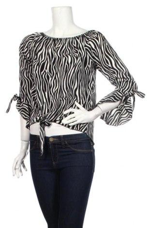 Dámska blúza Paris Et Moi, Veľkosť XL, Farba Čierna, Polyester, Cena  9,70€