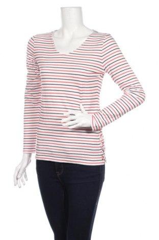 Дамска блуза Peckott, Размер S, Цвят Многоцветен, 50% памук, 50% вискоза, Цена 16,46лв.