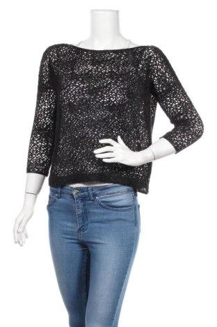 Дамска блуза Pietro Filipi, Размер M, Цвят Черен, Цена 36,75лв.