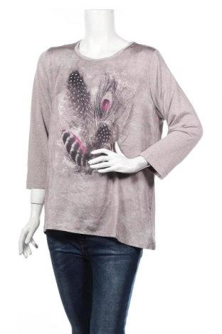 Dámska blúza Rabe, Veľkosť XL, Farba Viacfarebná, Viskóza, polyester, elastan, Cena  10,23€