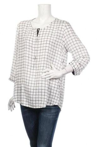 Bluzka damska Street One, Rozmiar XL, Kolor Biały, Modal, Cena 48,60zł
