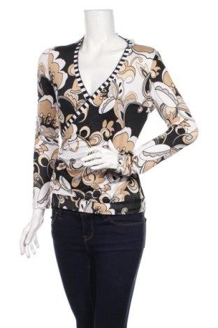 Дамска блуза Taifun, Размер S, Цвят Многоцветен, 94% полиестер, 6% еластан, Цена 16,46лв.
