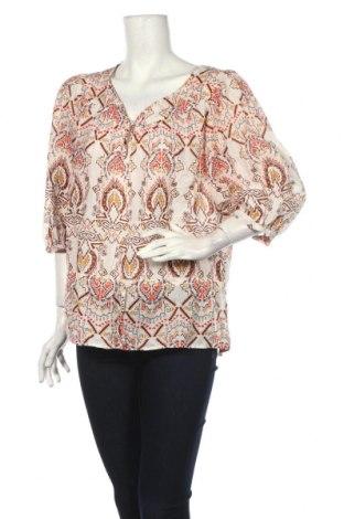 Дамска блуза Un Jour Ailleurs, Размер S, Цвят Многоцветен, Памук, Цена 34,02лв.