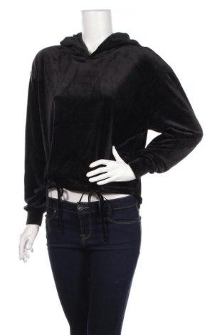 Dámska blúza Urban Classics, Veľkosť XS, Farba Čierna, 93% polyester, 7% elastan, Cena  16,33€