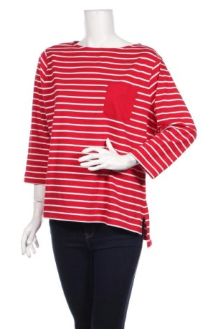 Дамска блуза Women by Tchibo, Размер XL, Цвят Червен, 95% памук, 5% еластан, Цена 19,55лв.