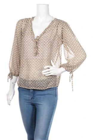 Дамска блуза Zara Trafaluc, Размер M, Цвят Многоцветен, Цена 27,30лв.