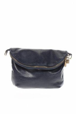 Damska torebka, Kolor Niebieski, Skóra naturalna, Cena 125,80zł