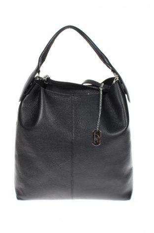 Dámska kabelka  Anna Morellini, Farba Čierna, Pravá koža , Cena  80,08€