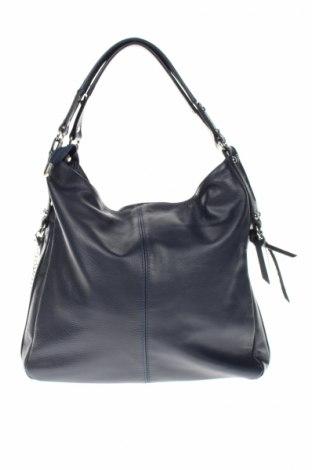 Dámska kabelka  Anna Morellini, Farba Modrá, Pravá koža , Cena  80,08€
