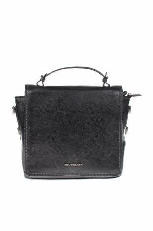 Dámska kabelka  FREDsBRUDER, Farba Čierna, Pravá koža , Cena  68,19€