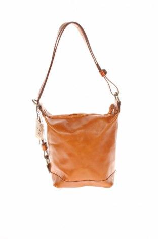 Dámska kabelka  I Medici, Farba Hnedá, Pravá koža , Cena  73,38€