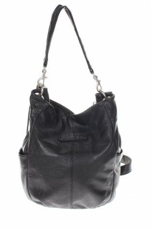 Dámská kabelka  Liebeskind, Barva Černá, Pravá kůže, Cena  2365,00Kč