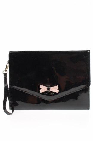Γυναικεία τσάντα Ted Baker, Χρώμα Μαύρο, Πολυουρεθάνης, Τιμή 35,40€