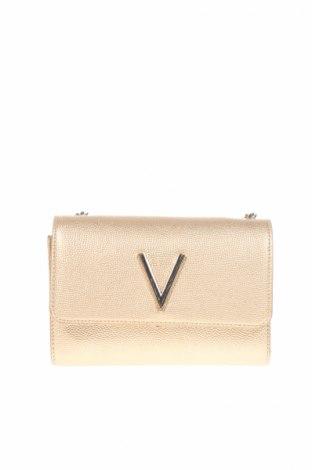 Geantă de femei Mario Valentino, Culoare Auriu, Piele ecologică, Preț 256,05 Lei