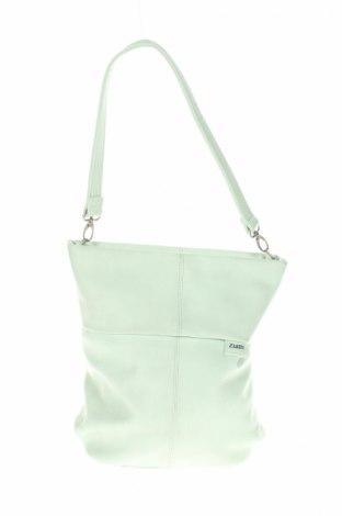 Dámska kabelka  Zwei, Farba Zelená, Eko koža , Cena  32,66€