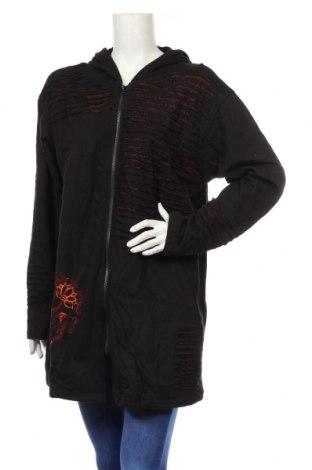 Dámsky kardigán Aller Simplement, Veľkosť XL, Farba Čierna, Bavlna, Cena  21,53€