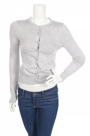 Cardigan de damă H&M, Mărime XS, Culoare Gri, Preț 68,42 Lei