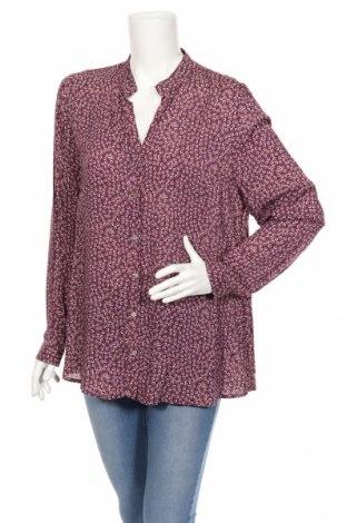 Γυναικείο πουκάμισο, Μέγεθος XXL, Χρώμα Βιολετί, Βισκόζη, Τιμή 15,93€