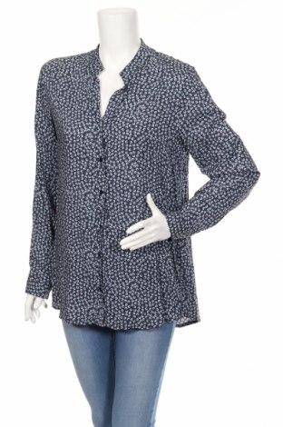 Γυναικείο πουκάμισο, Μέγεθος XXL, Χρώμα Μπλέ, Βισκόζη, Τιμή 15,81€