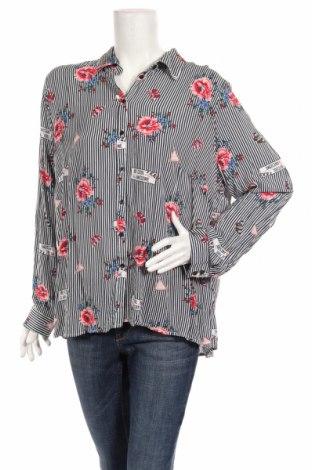 Дамска риза, Размер XL, Цвят Многоцветен, Цена 18,90лв.