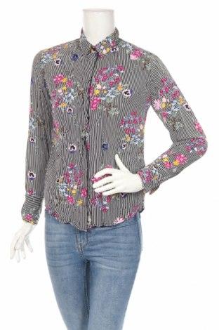 Γυναικείο πουκάμισο Amisu, Μέγεθος S, Χρώμα Πολύχρωμο, Βισκόζη, Τιμή 11,75€