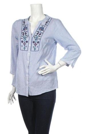 Дамска риза Armand Thiery, Размер S, Цвят Син, Памук, Цена 14,28лв.