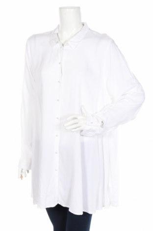 Dámska košeľa  Bodyflirt, Veľkosť XXL, Farba Biela, Viskóza, Cena  17,81€