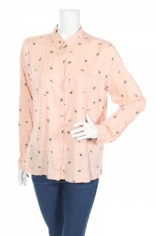 Dámska košeľa  Clockhouse, Veľkosť L, Farba Ružová, Viskóza, Cena  10,23€