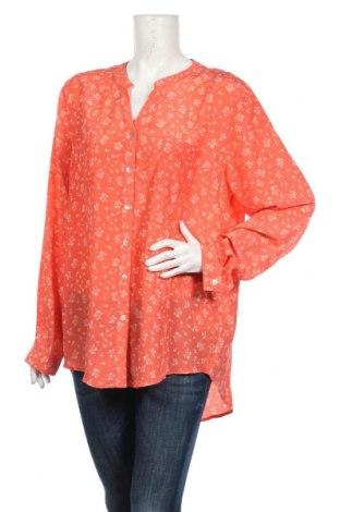 Дамска риза Colours Of The World, Размер XXL, Цвят Розов, 100% полиестер, Цена 19,95лв.