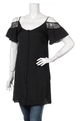 Dámska košeľa  Etam, Veľkosť M, Farba Čierna, Polyamide, Cena  16,56€