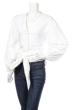 Dámská košile  H&M, Rozměr M, Barva Bílá, Bavlna, Cena  303,00Kč