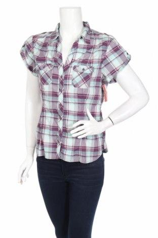 Дамска риза H&M Divided, Размер L, Цвят Многоцветен, Памук, Цена 35,70лв.