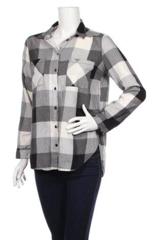 Дамска риза H&M Divided, Размер S, Цвят Черен, Памук, Цена 17,85лв.