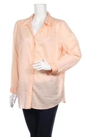 Дамска риза H&M Divided, Размер L, Цвят Розов, Памук, Цена 18,90лв.