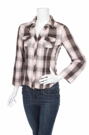 Дамска риза H&M Divided, Размер S, Цвят Многоцветен, Памук, Цена 22,05лв.