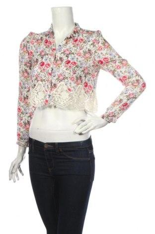 Дамска риза H&M Divided, Размер S, Цвят Многоцветен, Цена 16,80лв.
