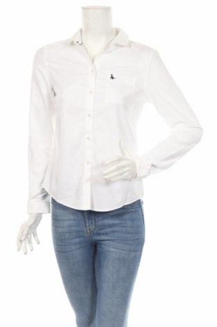 Dámská košile  Jack Wills, Rozměr S, Barva Bílá, Bavlna, Cena  606,00Kč