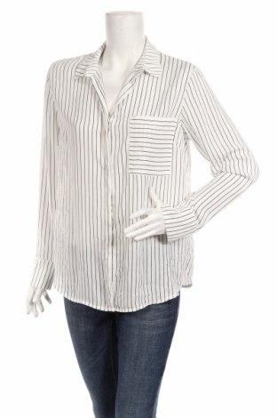 Дамска риза Kiabi, Размер XL, Цвят Бял, Цена 18,90лв.