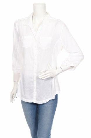 Γυναικείο πουκάμισο Orsay, Μέγεθος XL, Χρώμα Λευκό, Βαμβάκι, Τιμή 14,00€