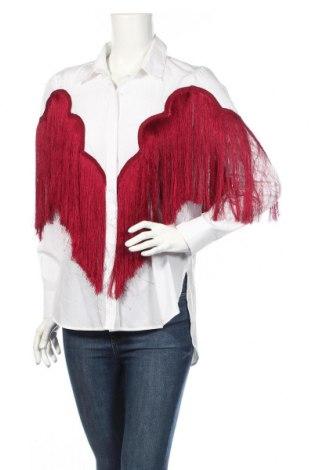 Dámská košile  Zara, Rozměr S, Barva Bílá, Polyester, Cena  287,00Kč