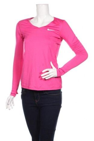 Dámska športová blúzka Nike, Veľkosť M, Farba Ružová, Cena  19,28€