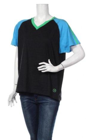 Dámské tričko, Rozměr L, Barva Černá, Bavlna, Cena  406,00Kč