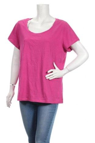 Dámské tričko AE Sport, Rozměr XXL, Barva Fialová, 95% bavlna, 5% elastan, Cena  421,00Kč