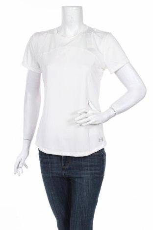 Női póló Under Armour, Méret M, Szín Fehér, Poliészter, Ár 13706 Ft