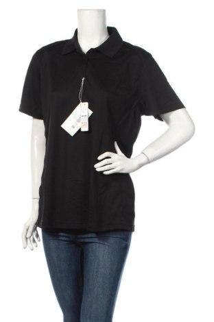 Dámské tričko Ash City, Rozměr XL, Barva Černá, Polyester, Cena  531,00Kč