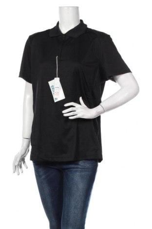 Tricou de femei Ash City, Mărime XL, Culoare Negru, Poliester, Preț 113,73 Lei