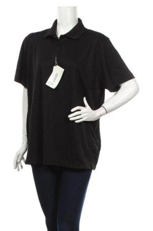 Dámské tričko Ash City, Rozměr 3XL, Barva Černá, Polyester, Cena  406,00Kč