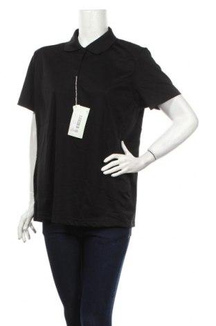 Dámské tričko Ash City, Rozměr XL, Barva Černá, Polyester, Cena  406,00Kč